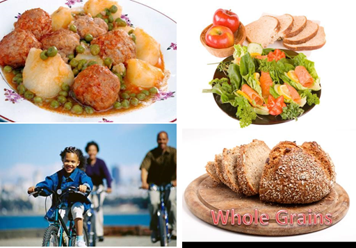 collage health nutrition